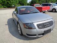 2002 Audi TT 2dr Cpe quattro 6-Spd