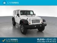 2011 Jeep Wrangler Unlimited Sport SUV 4D