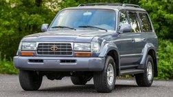 1996 Toyota Land Cruiser Base