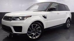 2020 Land Rover Range Rover Sport HSE Td6