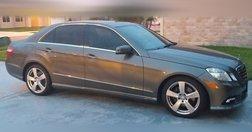 2011 Mercedes-Benz E-Class Luxury 4MATIC