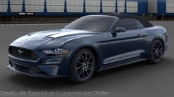 2021 Ford Mustang I4CV