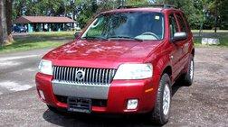 2006 Mercury Mariner Luxury