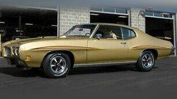 1970 Pontiac GTO 455HO Factory A/C