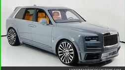 2020 Rolls-Royce Cullinan Mansory Body Kit 1 of 3 in US