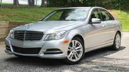 2014 Mercedes-Benz C-Class C 300 4MATIC Luxury