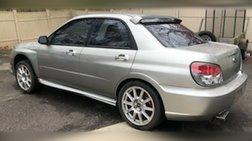 2006 Subaru Impreza WRX STi WRX STI