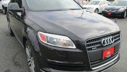 2009 Audi Q7 4.2 quattro