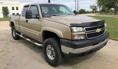 2006 Chevrolet Silverado 2500HD LT Pickup 4D 6 1/2 ft