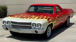 1970 Chevrolet El Camino Custom Paint