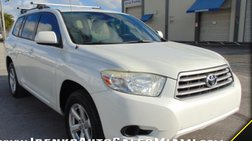 2010 Toyota Highlander Base