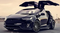 2016 Tesla Model X P100D Ludicrous * One Of A Kind