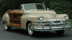 1948 Chrysler Town and Country Wood