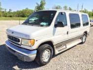 2002 Ford Econoline Cargo Van Recreational