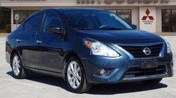 2015 Nissan Versa 1.6 SL