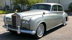 1964 Rolls-Royce 1964 ROLLS-ROYCE SILVER CLOUD lll  LWB
