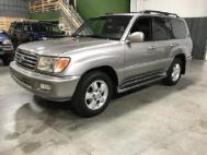 2005 Toyota Land Cruiser Base