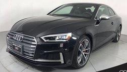 2018 Audi S5 3.0T quattro Prestige