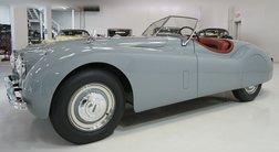 1952 Jaguar XK 120 Roadster |  $150,000 + in Restoration Receipts