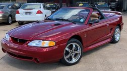 Used Ford Mustang SVT Cobra for Sale in Houston, TX: 128