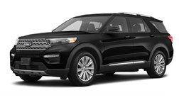2020 Ford Explorer Hybrid Limited