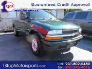2002 Chevrolet  Ext. Cab 4WD