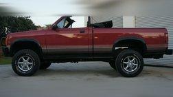 1989 Dodge Dakota Sport