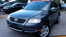 2005 Volkswagen Touareg V8
