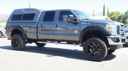 2015 Ford  LARIAT LIFTED