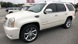 2009 Cadillac Escalade Platinum Edition