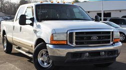 2001 Ford Super Duty F-350 Lariat