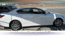 2014 Lexus GS 350 Base