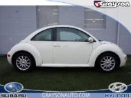 2005 Volkswagen New Beetle Bi-Color Edition