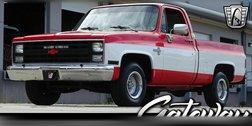 1986 Chevrolet C/K 10 Series