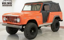 1969 Ford Bronco 302 V8 FULL SOFT TOP 4X4 PS