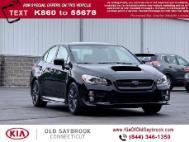 2015 Subaru Impreza WRX Base