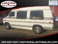 1986 Chevrolet Sportvan G20