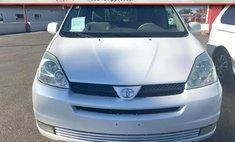 2004 Toyota Sienna 5dr XLE FWD (Natl)
