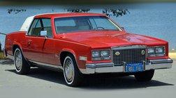1979 Cadillac Eldorado 2dr