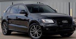 2015 Audi Q5 3.0T quattro Prestige