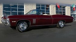 1968 Chevrolet Impala SS427 Factory A/C