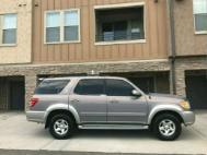 2002 Toyota Sequoia SR5