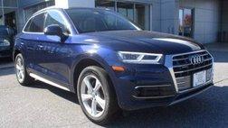 2020 Audi Q5 2.0T quattro Premium Plus