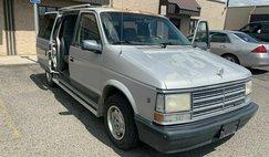 1989 Dodge Caravan LE