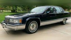 1993 Cadillac Fleetwood Base