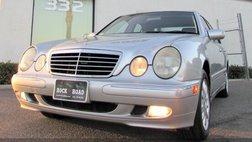 2001 Mercedes-Benz E-Class E 320