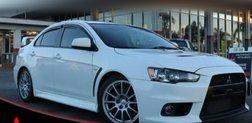 2012 Mitsubishi Lancer Evolution GSR