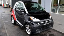 2013 Smart Fortwo 2dr Cpe Passion