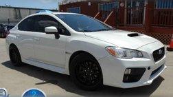 2016 Subaru Impreza WRX Premium