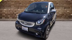 2018 Smart Fortwo Electric Drive prime